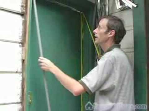 Dıy Ev Geliştirme: Kapı Weatherstrip Ölçme