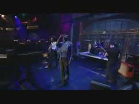 Tv Radyo - Letterman Üzerinde Benim Gibi Kurt