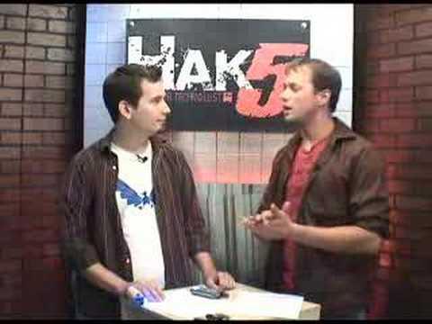 Hak5 - Hak5 Bölüm 2 X 03 Teaser