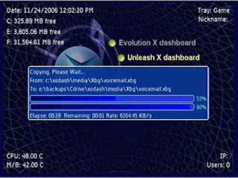 Xbox Nudre Yumuşak Yükleme
