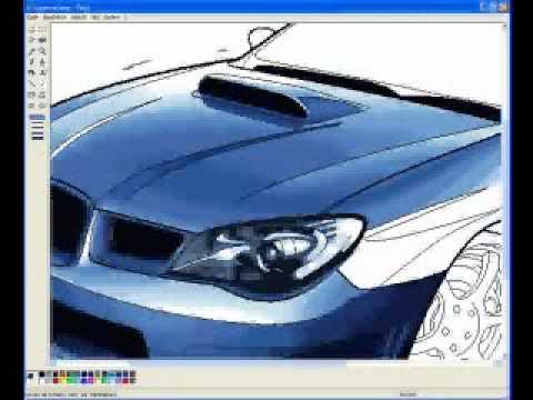 Ms Paint Araba - Pixelgod Iı