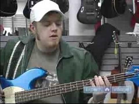Bas Gitar Nasıl Oynanır : Uygun Bas Gitar Çalma Teknikleri