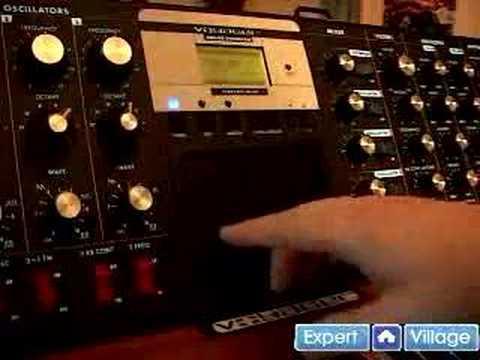 Nasıl Analog Synthesizer Ve Vintage Klavye Oynanır: Ücretsiz Online Müzik Dersleri: Moog Voyager Touchpad Kullanarak: Analog Synthesizer Ve Vintage Modüler Klavyeler