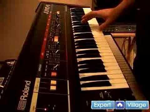 Nasıl Analog Synthesizer Ve Vintage Klavye Oynanır: Ücretsiz Online Müzik Dersleri: Roland Juno-6 Polifonik Klavye Kullanmak İçin İpuçları