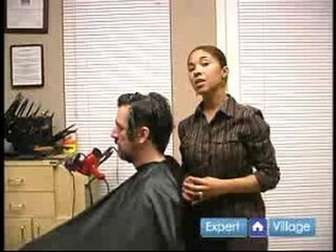 Nasıl Erkek Kısa Saç Kesmek İçin: Taraf Kesme: Erkekler İçin Kısa Saç Stilleri