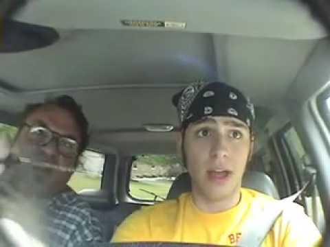 Sürüş Eğitmeni Nicholas Megalis Featuring Dünyanın En Kötü