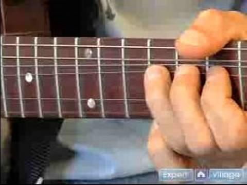 Elektro Gitar Nasıl Oynanır : Elektrik Gitar Dizeleri Kıvırmayı