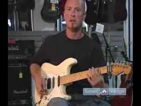 Blues Gitar Çalmayı : Blues Gitar Kutusu Kalıpları Nasıl Oynanır