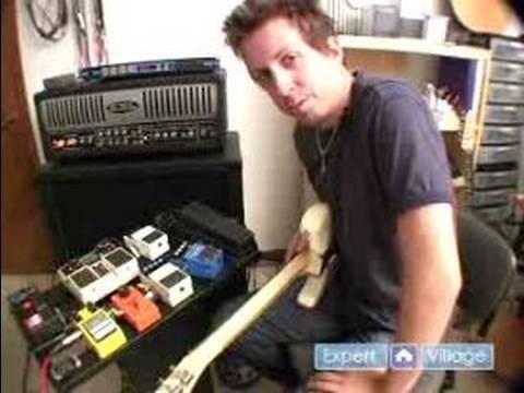 Nasıl Bir Gitar Efekt Pedalı Kullanımı : Pre-Delay Elektro Gitar İçin Efekt