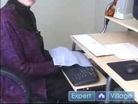 Bilgisayar Typing Dersler: Bir Anahtar Koruma Nedir?