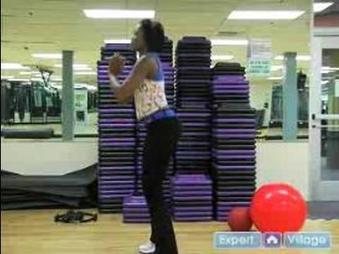 Nasıl Bacak Egzersiz: Nasıl Ağız Kavgası Bacak Egzersizleri Atlamak İçin