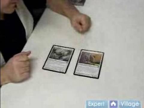 Nasıl Oynamak İçin Magic: The Gathering : Sihirli Yaratık Yetenekler Buluşması