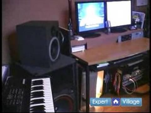 Nasıl Bir Kayıt Stüdyosu Kurmak İçin: Nasıl Bir Kayıt Stüdyosu Kontrol Odası İç Tasarım