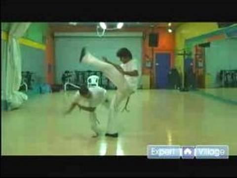 Capoeira Hamle Oyun : Jiswela Capoeira Alaşağı Jisora