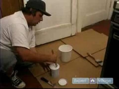 Eski Bir Kapı Güncelleştirme : Boya İçin Hazırlamak İçin Astar Dökün Ve Bir Kapı Güncellemek İçin Nasıl