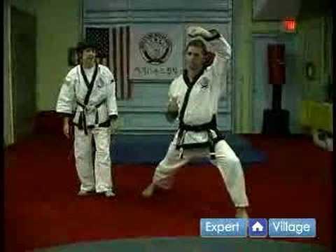 Tang Çok Yapmak Kore Dövüş Sanatları: Geleneksel Yüksek Blok Tang İçinde Öyle Dövüş Sanatları