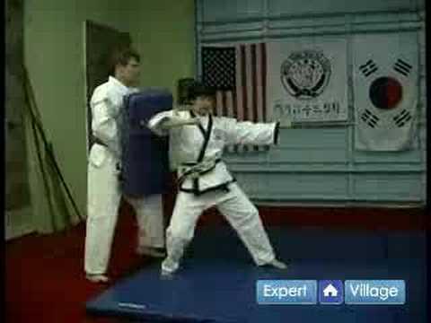 Tang Çok Yapmak Kore Dövüş Sanatları: Temel Arka Dirsek Strike Tang Dövüş Sanatları Öyle