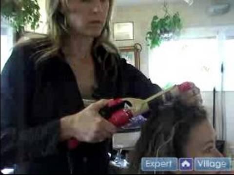 Düğün Günü Gizli: Saç Kıvırcık Stilleri İçin Hazırlanıyor: Düğün Gizli