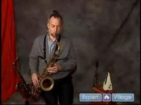 Tenor Saksafon Çalmak Nasıl: Caz Tenor Saksofon İçin Doğaçlama