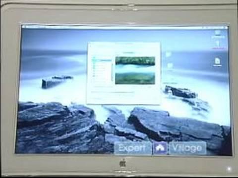 Nasıl Bir Mac Kullanılır: Nasıl Bir Mac Üzerinde Ekran Koruyucu Değiştirmek İçin