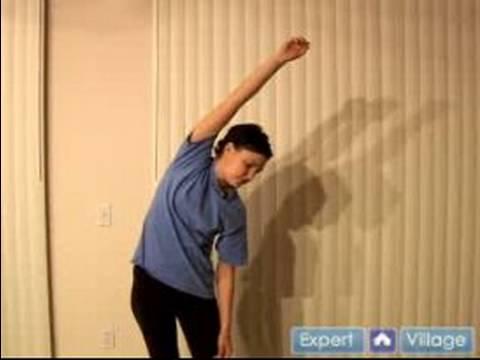 & Alt Sırt Streç Egzersiz Nasıl Yapılır : Alt Sırt Egzersizleri Bükme Yan Nasıl