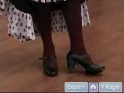 Flamenko Dans Yapılır: Flamenko Dans İçin Uygun Ayakkabı Seçimi