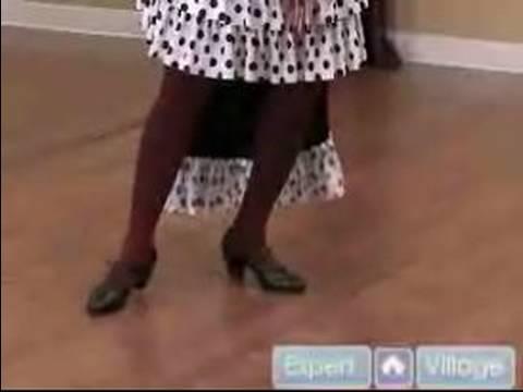 Flamenko Dans Yapılır: Flâmenko Dansı Adım