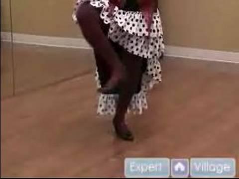 Flamenko Dans Yapılır: Temel Flamenko Dans Adımları: Bölüm 2