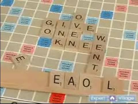 Scrabble Nasıl Oynanır : Mektup Fayans Scrabble Oynarken En Üst Düzeye Çıkarma