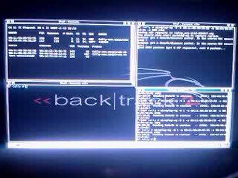 Wep Kesmek İle Backtrack V2 128 Bit Anahtar