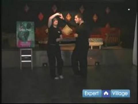 Gelişmiş Salsa Dans Hamle: El Gelişmiş Salsa Dans İçin Biraz