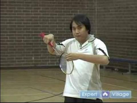 Nasıl Badminton Oynanır: Kısa Backhand Badminton