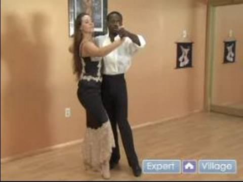 Nasıl Dans Tango: Promenade Tango Dans Yapıyor