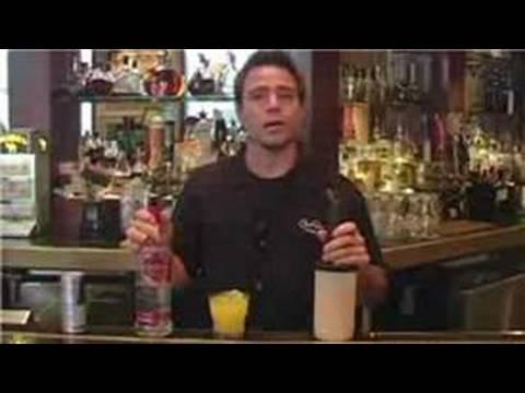 Video Barmenlik Kılavuzu: Tornavida Tarifi - Votka İçecekler