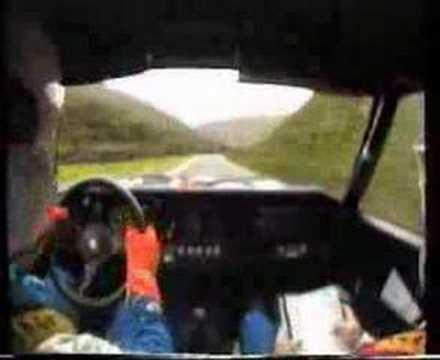 Aman Allah'ım! Şanslı Ralli Sürücüsü ;)
