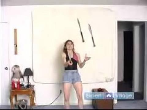 Bıçak Teknikleri: Hokkabazlık 3 Bıçak Split Dengelemek Nasıl