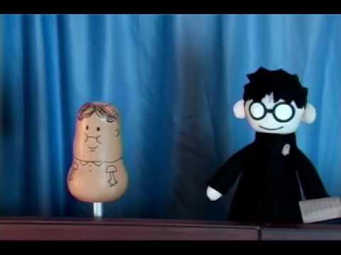 Potter Kukla Pals: Sihirbazı Yemin Ediyor.