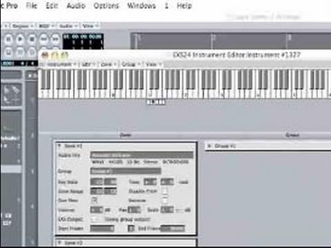 Apple Logic Müzik Kayıt Yazılımı İçin Gelişmiş İpuçları : Çoklu Örnekler & Exs24: Apple Logic Pro
