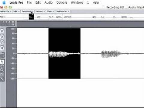 Apple Logic Müzik Kayıt Yazılımı İçin Gelişmiş İpuçları : Örnek Apple Logic Pro Düzenleme