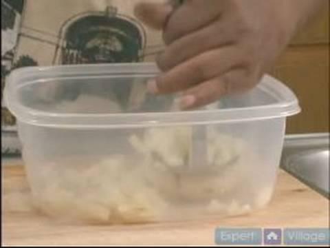 Creole Patates Salatası Tarifi Talimatları: Püre Patates İçin Creole Patates Salatası