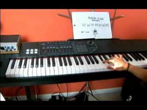 Nasıl Bir Majör Flüt Notaları : Flüt Majör Majör Akorları Hakkında