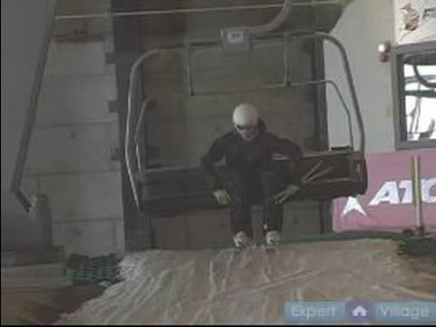 Acemi Kar Kayak Dersleri : Kayak Yapmak İçin Telesiyej İpuçları