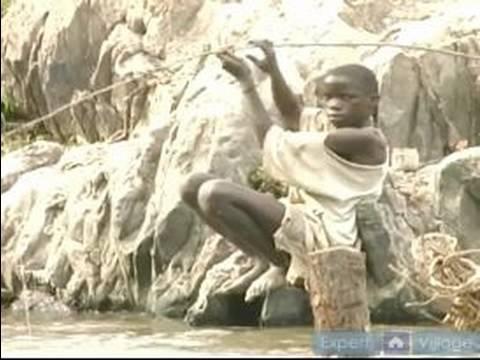 Afrika Vahşi Doğada Hayatta Kalmak Nasıl: Nasıl Güvenli Olmayan Su Ve Afrika'da Gıda Önlemek İçin
