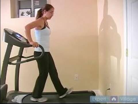 Treadmill Egzersiz İpuçları: Geriye Doğru Treadmill Egzersiz İçin Adım