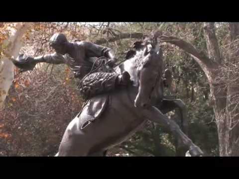 Capitol Texas - Anıtlar - Kovboy Hiker...