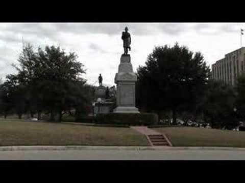 Texas Capitol Binası - Anıtlar - Giriş