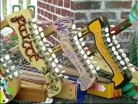 Acemi Harp Müzik Dersleri: Harp