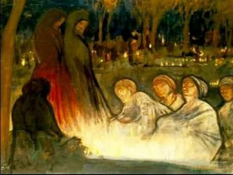 Cadılar Bayramı Öyküsü Anlama: Christian Reform Girişimleri Cadılar Bayramı Tarihi
