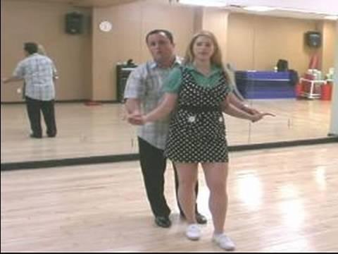 Nasıl Lindy Hop Dans : Charleston, Lindy Hop, Hem De 360 Derece Dönüş