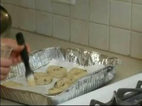 Nasıl Simit Ve İngilizce Muffins Yapmak: Yumurta Yıkama Simit İçin Geçerlidir